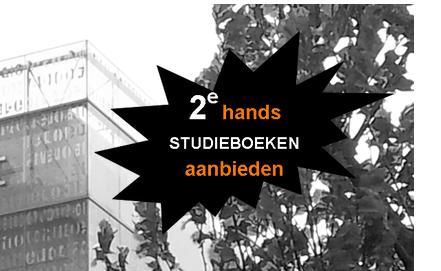 studieboeken 2e hands